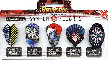 HARROWS System 5 Flights