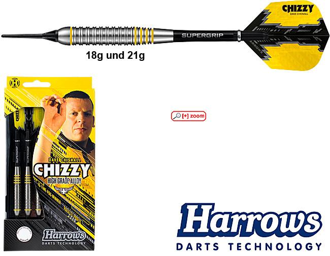 HARROWS Chizzy Soft Brass