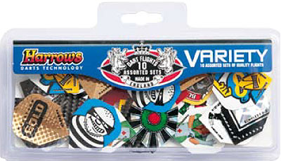 HARROWS Variety Pack 10 Set