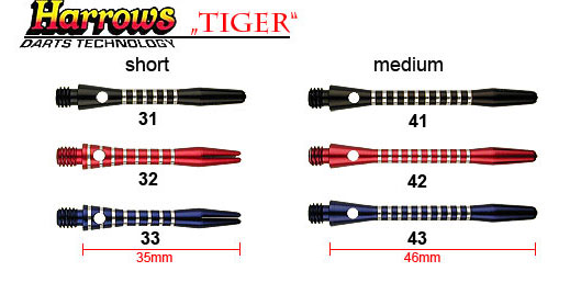 HARROWS Tiger